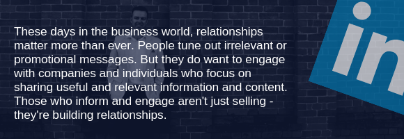 Business Relationships | Andrew Abel | Advisio