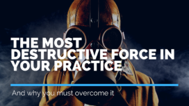 The Most Destructive Force in Professional Practice | Andrew Abel | Advisio